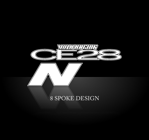 CE28N 8 SPOKE DESIGN