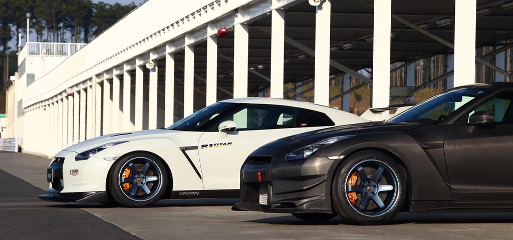 Nissan Dealer Parts RAYS - The concept is racing. [en]