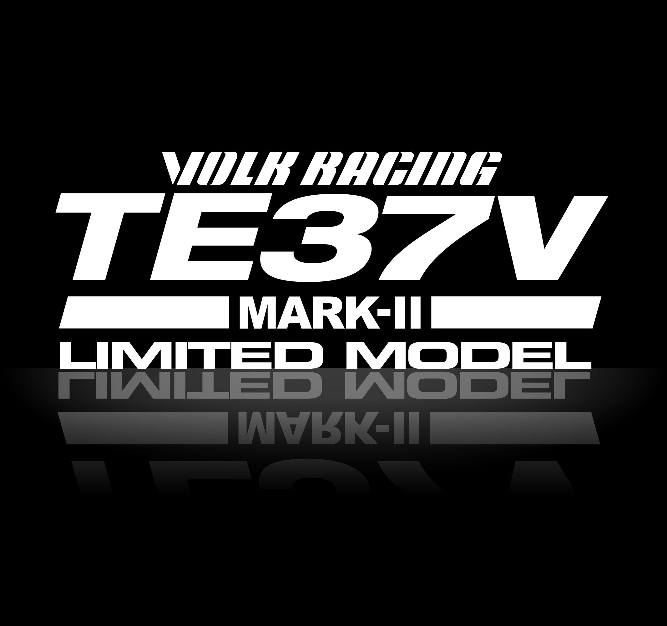 Volk Racing TE37V MARK-II LIMITED MODEL